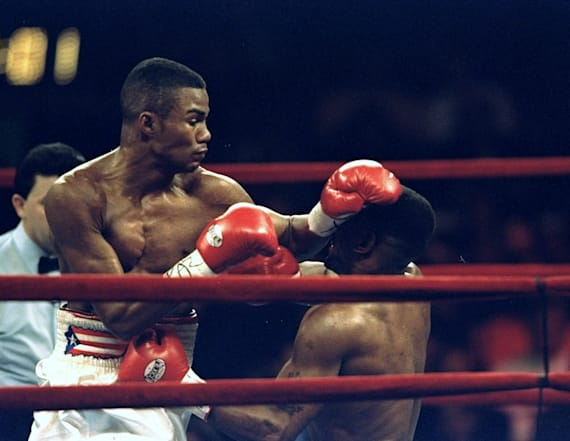 Boxing legend Pernell 'Sweet Pea' Whitaker dies