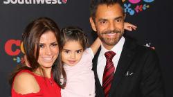 Eugenio Derbez y Alessandra Rosaldo ¡qué! Su hija fue la sensación de la alfombra roja de
