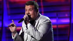 James Corden levanta la voz contra Trump en la apertura de los Grammys