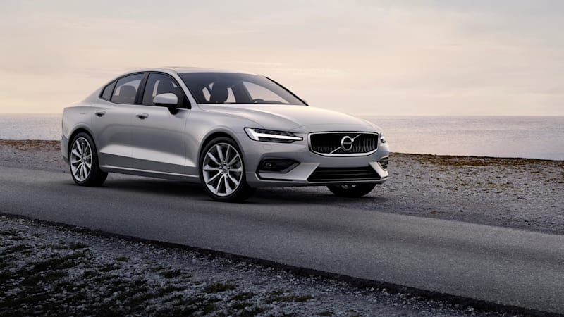 0767b9f01f7 2019 Volvo S60 T5 Momentum quick spin review and rating | Autoblog