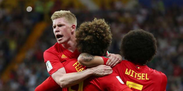 Belgique-Japon à la Coupe du monde: Les Belges arrachent leur qualification en quarts au terme d'un match dingue.