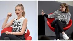 Gigi Hadid And Lena Dunham Make The Perfect Mental Health