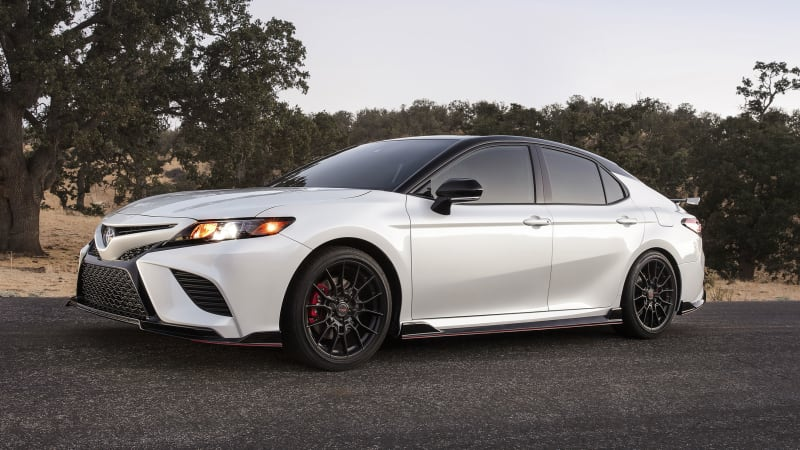 Toyota Camry TRD and Avalon TRD are here to kiss the boring reputation goodbye