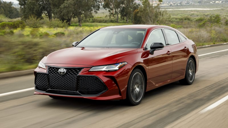 2020 Toyota Avalon Review & Buying Guide | When luxury and Toyota meet