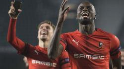 Rennes se qualifie pour la première fois de son histoire en 8es de Ligue