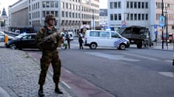 Police Shoot Suspect After Explosion At Brussels Train