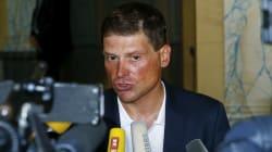 L'ancien vainqueur du Tour de France Jan Ullrich arrêté aux