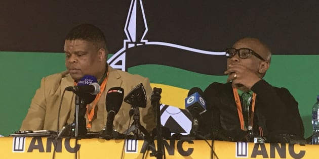 #ANCNPC: We knew about Vuwani a year before, says Mahlobo