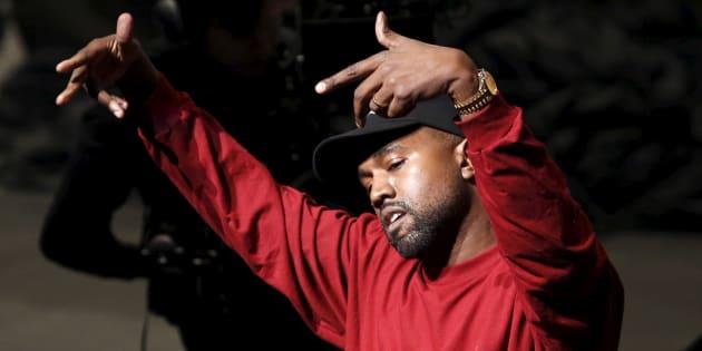 Kanye West, le 11 février 2016
