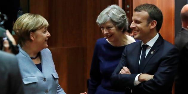 Ces 3 dirigeants qui peinent à relancer l'Union Européenne.