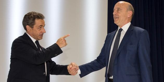 Ces terrains sur lesquels Juppé et Sarkozy ne cessent de s'affronter