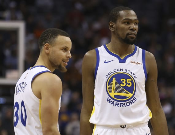 NBA Power Rankings: Warriors no longer team to beat