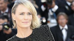 Robin Wright accuse Donald Trump de