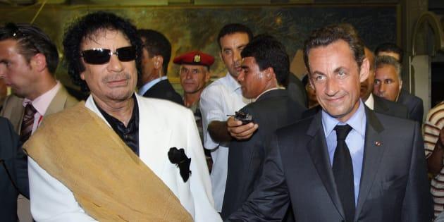 La cynique affaire Sarkozy/Kadhafi serait si grave pour notre démocratie qu'on n'arrive pas à y croire.