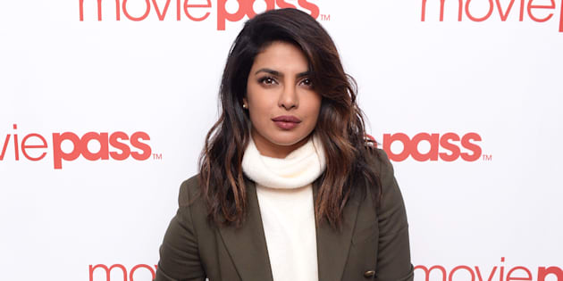 Priyanka Chopra at Sundance 2018 in Park City, Utah.