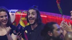 Salvador Sobral remporte l'Eurovision