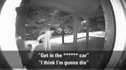 Ontario Police Release Terrifying Video Of Apparent