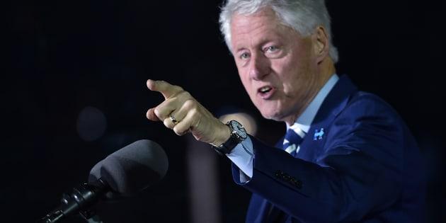 L'ex-président des États-Unis, Bill Clinton.