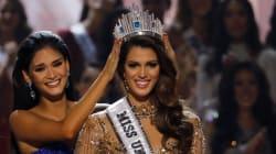 La Française Iris Mittenaere élue Miss