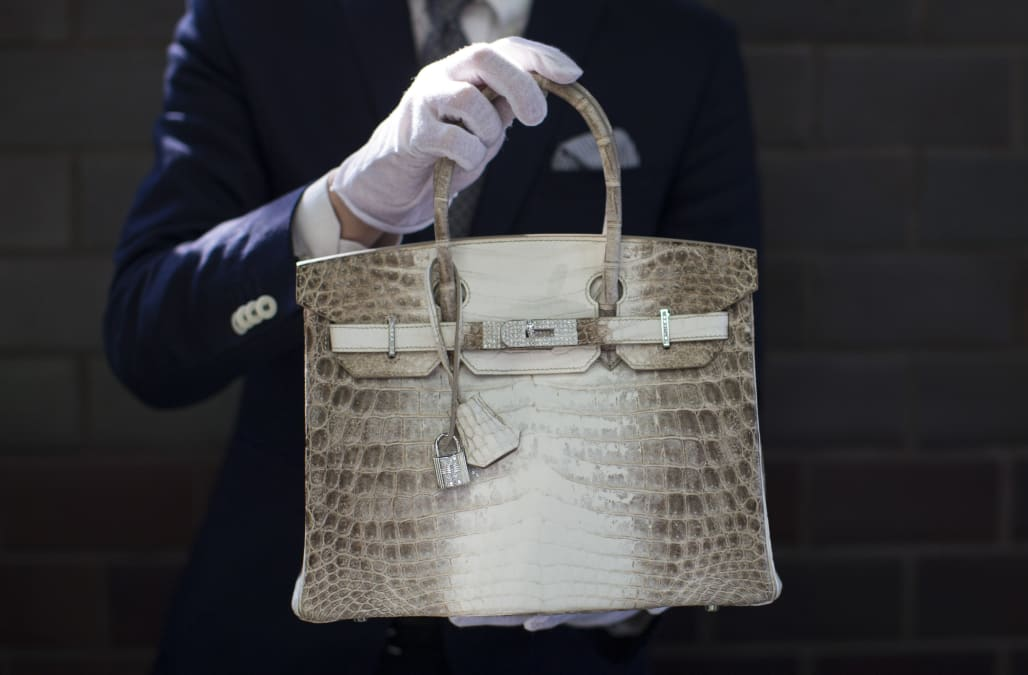 World S Most Expensive Handbag For Jaw Dropping Price At Auction