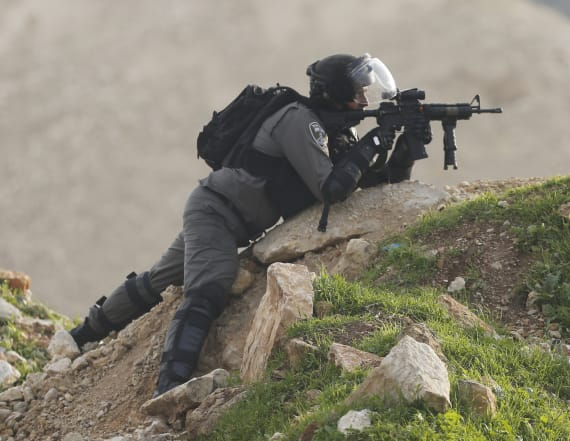 Israeli minister: Iran-U.S. standoff may spur attack