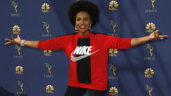 La tenue engagée de Jenifer Lewis aux Emmy