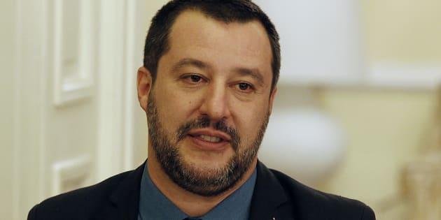 """Matteo Salvini: """"Dedico Quota 100 a Fornero e Monti&quo"""