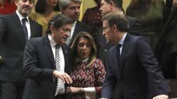 Susana Díaz reta a Rivera a aclarar si, ante Vox, será como Macron o
