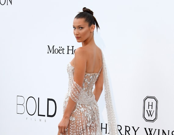 Bella Hadid suffers another wardrobe mishap