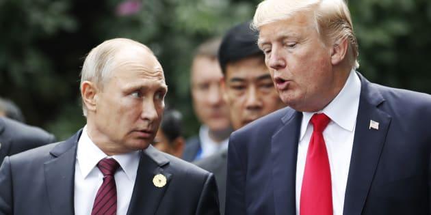 Les cas Trump et Poutine peuvent-ils unir les Européens?