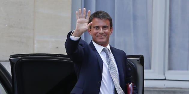 Dans l'Essonne, Manuel Valls au second tour des législatives 2017
