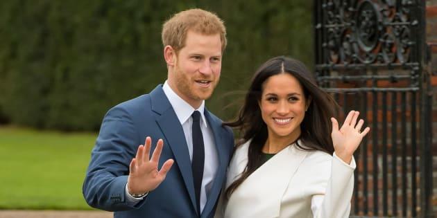 Mariage du prince Harry et de Meghan Markle: le prince Charles conduira la mariée à l'autel à la place de son père