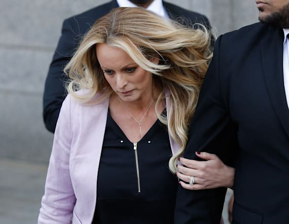 Stormy Daniels shares troubling story about NFL QB