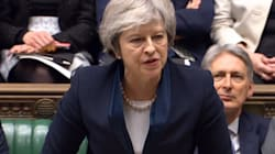 Así te contamos en directo el batacazo de May, el mayor que se ha visto en el Parlamento en el último