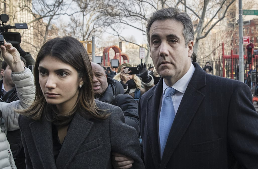 Who is Samantha Cohen? Trump's ex-lawyer makes multiple