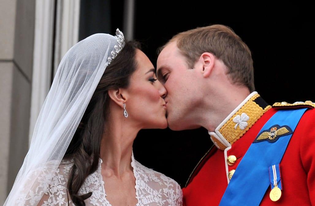 Kate Middleton Wedding Manicure