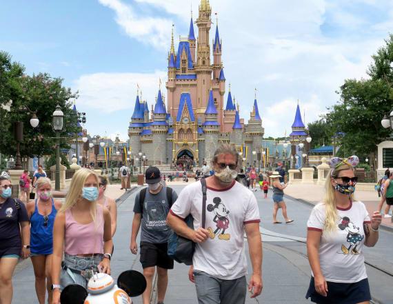 Disney posts rare quarterly loss on COVID-19 blow