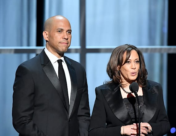 Harris, Booker missing Senate votes on 2020 campaign