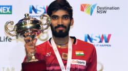 Congratulations Pour In For Australia Open Super Series Winner Srikanth