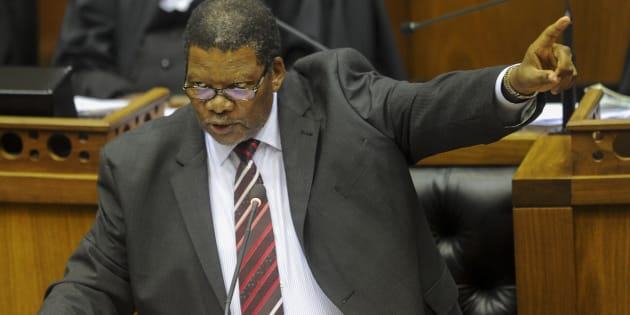 Minister of Rural Development and Land Reform