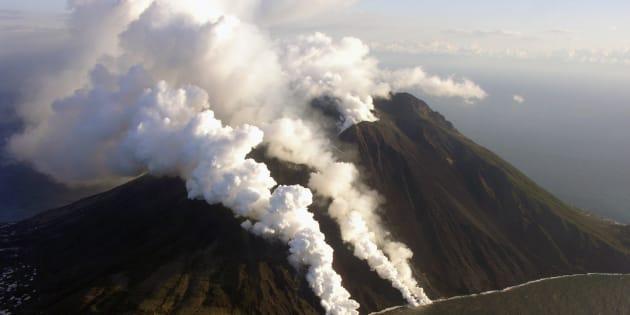 Eruzioni continue dello Stromboli, l
