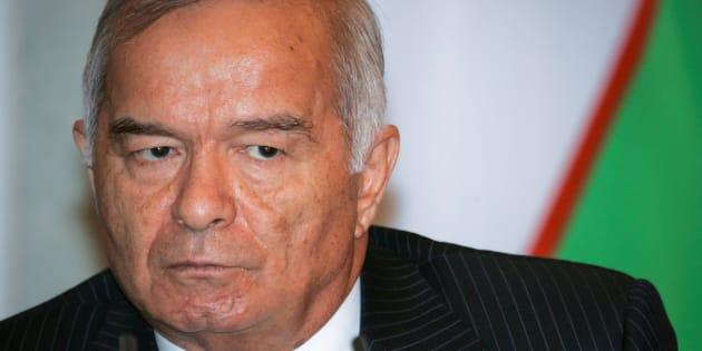 Uzbekistan's President Islam Karimov died of a stroke last week.