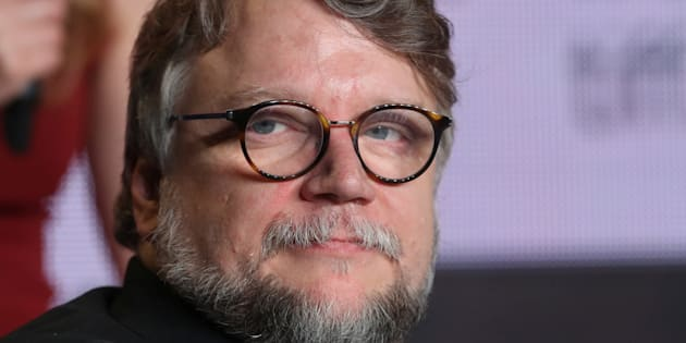Guillermo del Toro à Toronto le 11 septembre 2017.