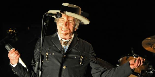 Aqui está discurso de Dylan para Nobel de Literatura.