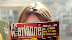 Marianne en cessation de paiement et sous le coup d'un redressement