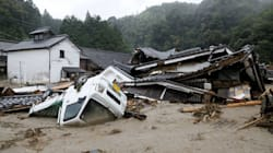 Fifteen Dead And Many Missing In Japan