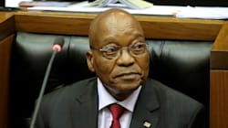Zuma's Late Night Reshuffle Leads To Joyless Swearing In Of New
