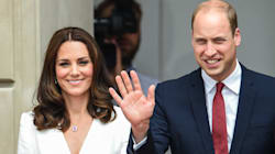 Prince William Speaks Out On 'Anxiety' Of Kate's Pregnancy
