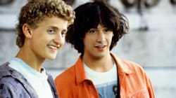 Keanu Reeves And Alex Winter Are Coming Back For 'Bill & Ted 3' After 27