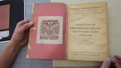 National Library Buys Hitler's Book That Hints At North American